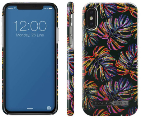 cheap for discount e3f18 d4784 iDeal of Sweden Neon Tropical (iPhone X Xs)