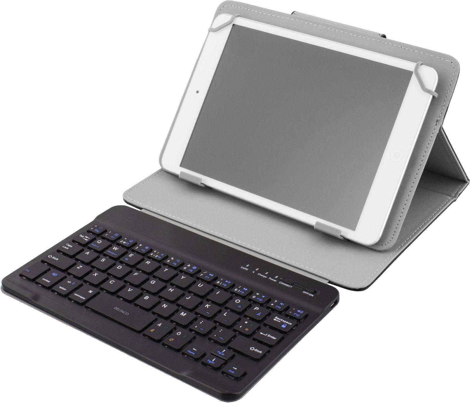 Deltaco Fodral med Tangentbord - Fodral - iPad mini - iPhonebutiken.se 3b0b9bf1bae70