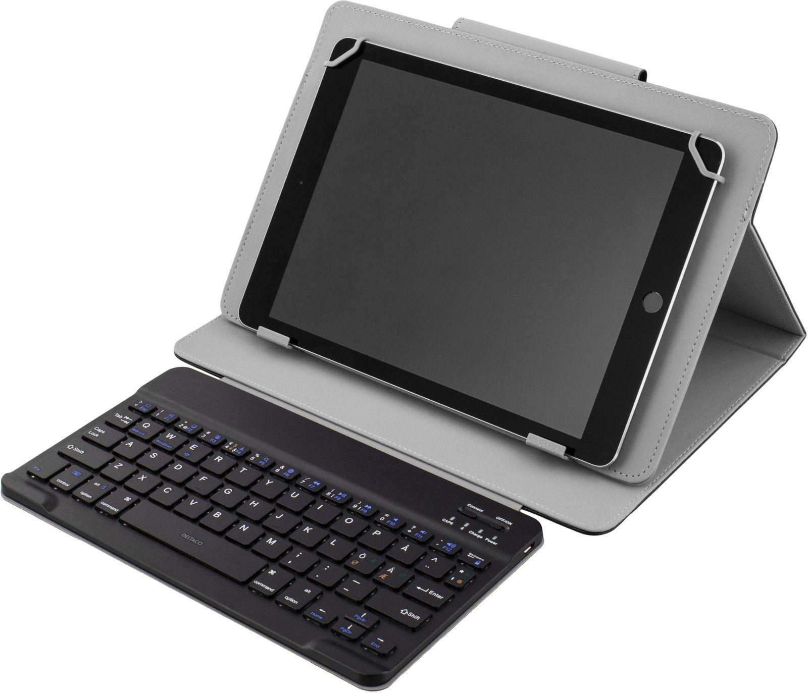 Deltaco Fodral med Tangentbord (iPad) - iPhonebutiken.se 42d3e3ac48159
