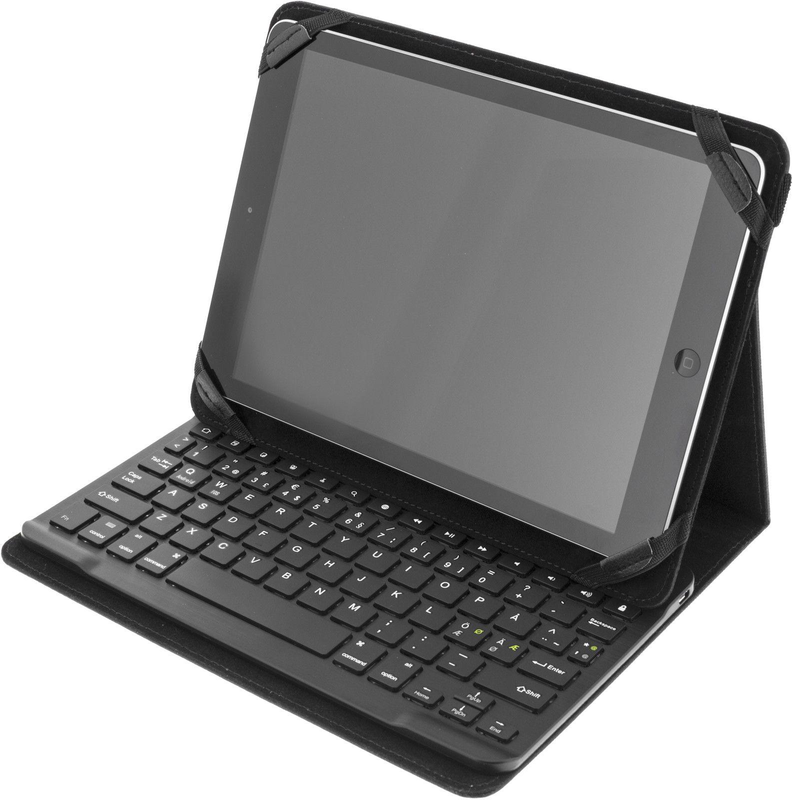 Deltaco tangentbordsfodral Bluetooth (iPad) - iPhonebutiken.se 0ebb35ba12b09