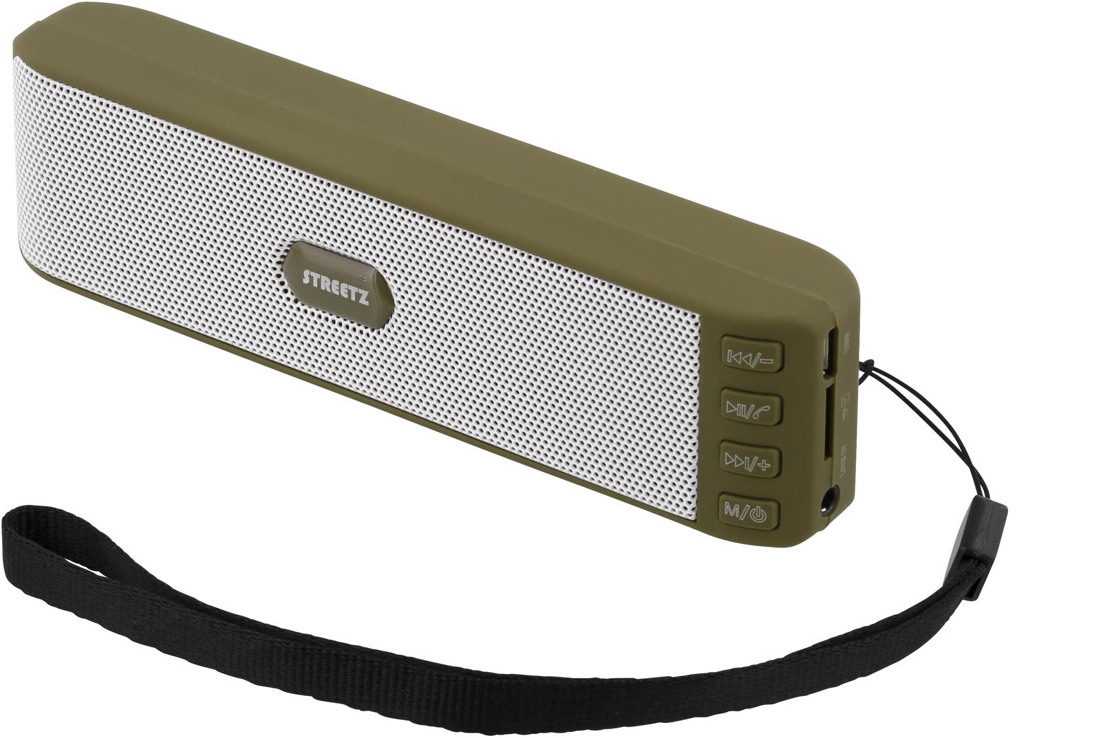 Köp Streetz Bluetooth   FM-Speaker - iPhonebutiken.se 81439ba432e7e