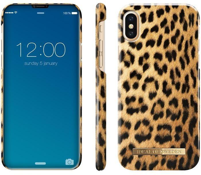 4e4c67c2c iDeal of Sweden Wild Leopard (iPhone X/Xs)