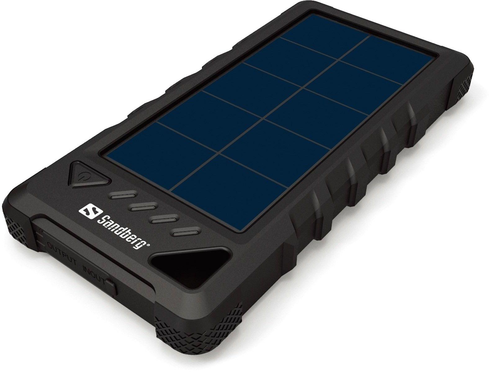 Köp Outdoor Solar Powerbank 16 77cd143314791