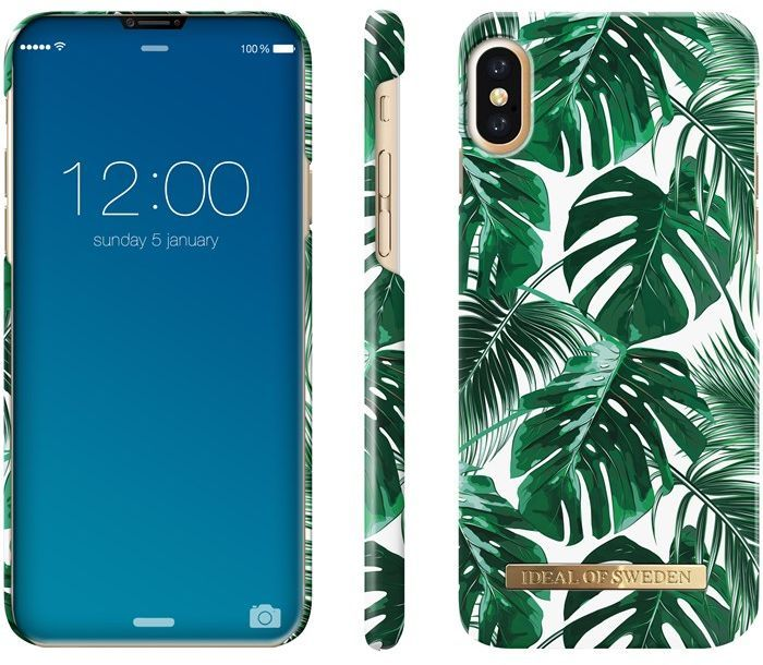 new product 9228d 39c29 iDeal of Sweden Monster and Jungle (iPhone X / Xs)